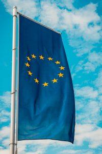 Brexit- EU Flag
